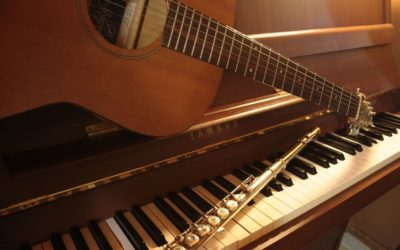 Learn to play the piano or the guitar? Choose the musical instrument that suits you best