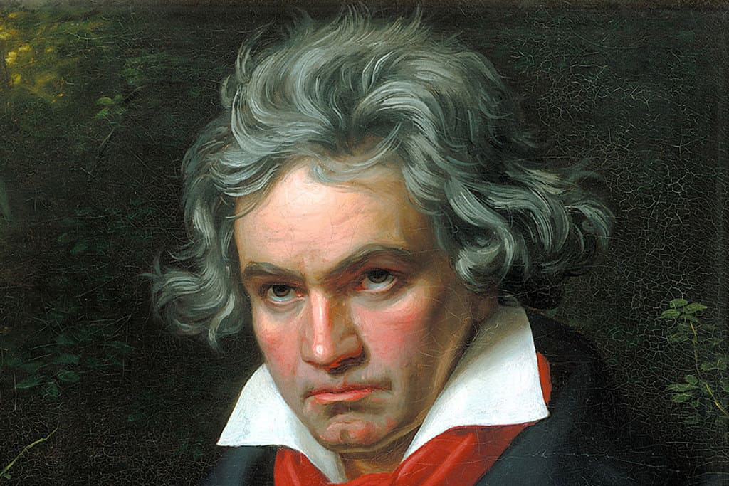 beethoven ode to joy piano