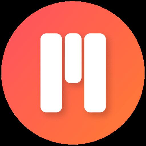 Logo la touche musicale
