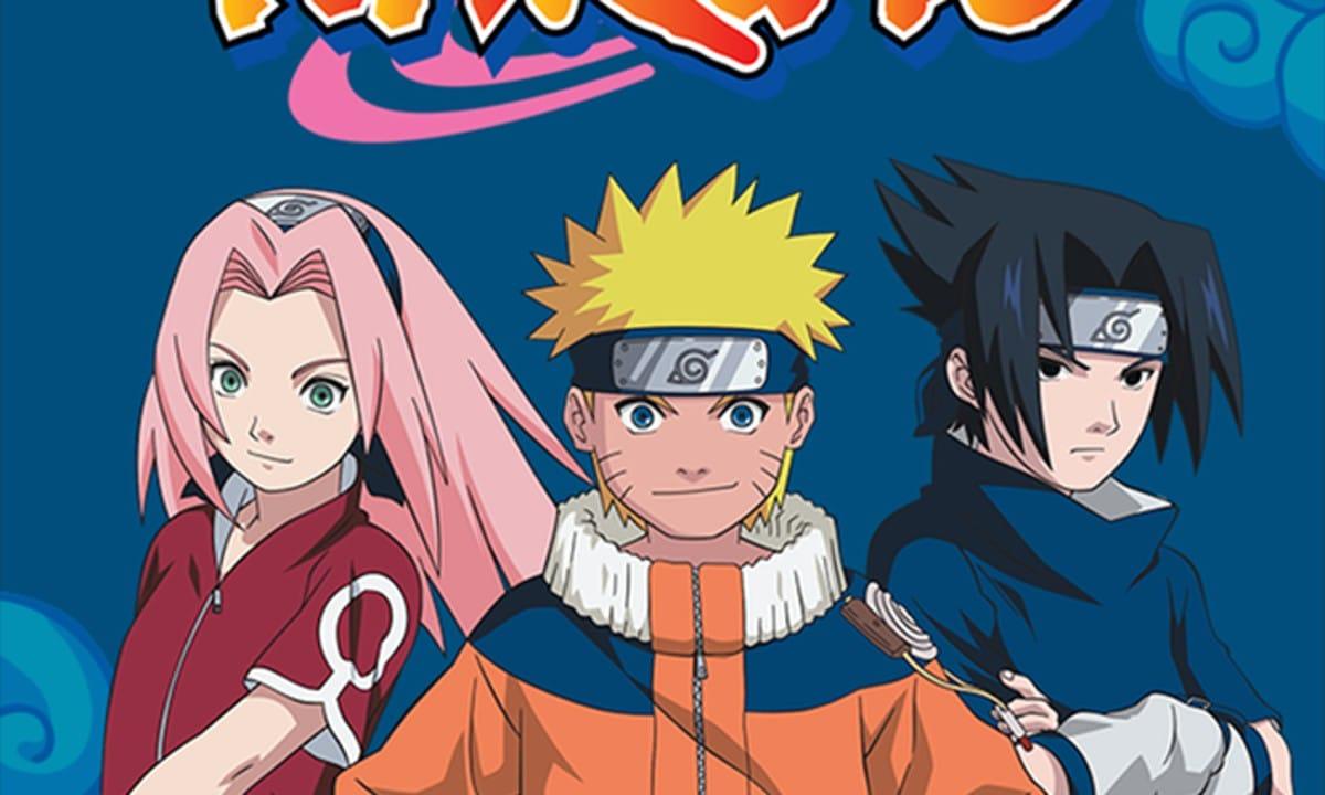 Naruto piano