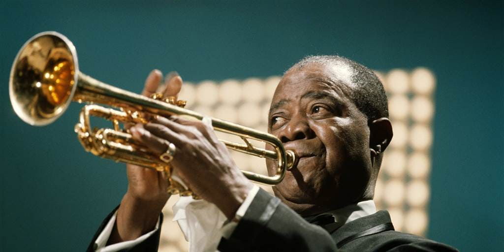louis armstrong piano jazz
