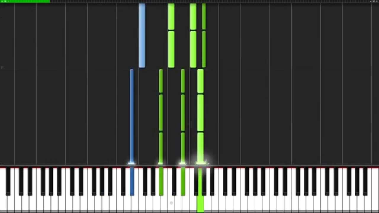 synthesia best piano learning app