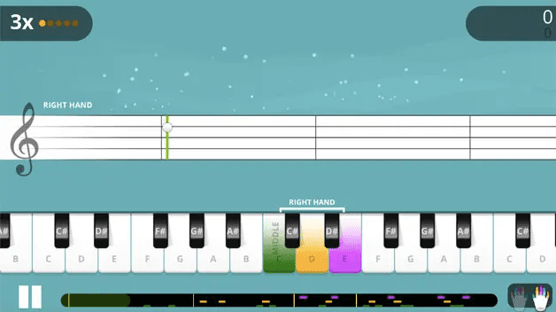 yousician best piano learning apps