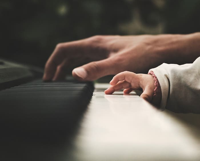 piano traditional lessons