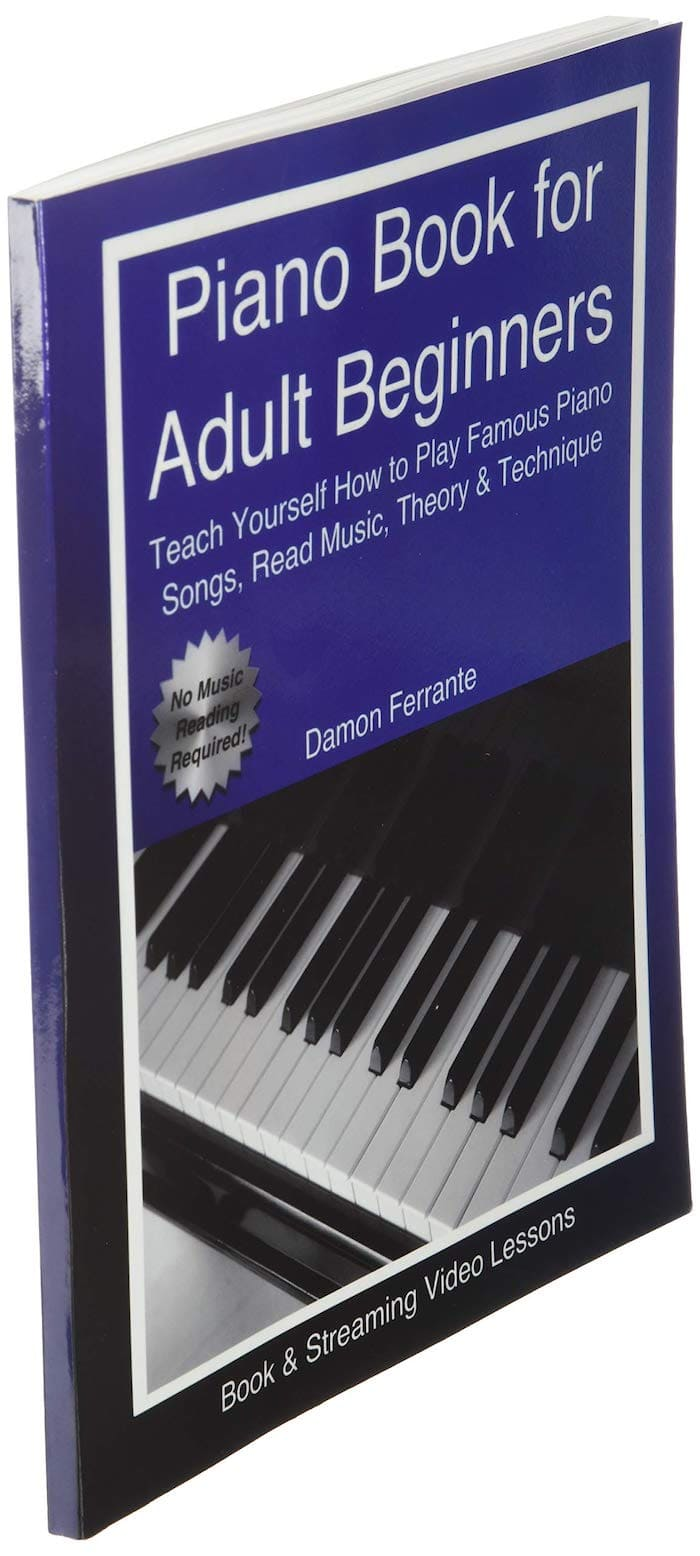 damon ferrante piano book for beginners