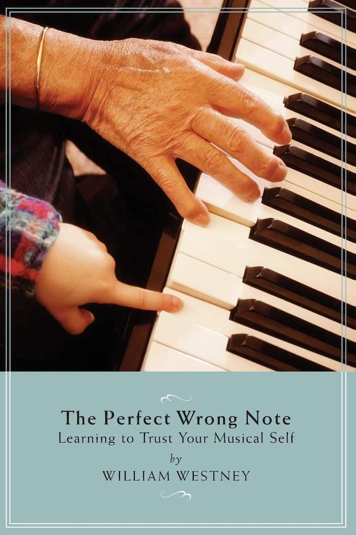 perfect wrong note piano book