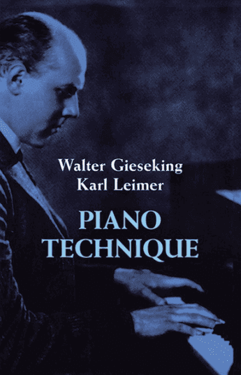 piano technique book beginners