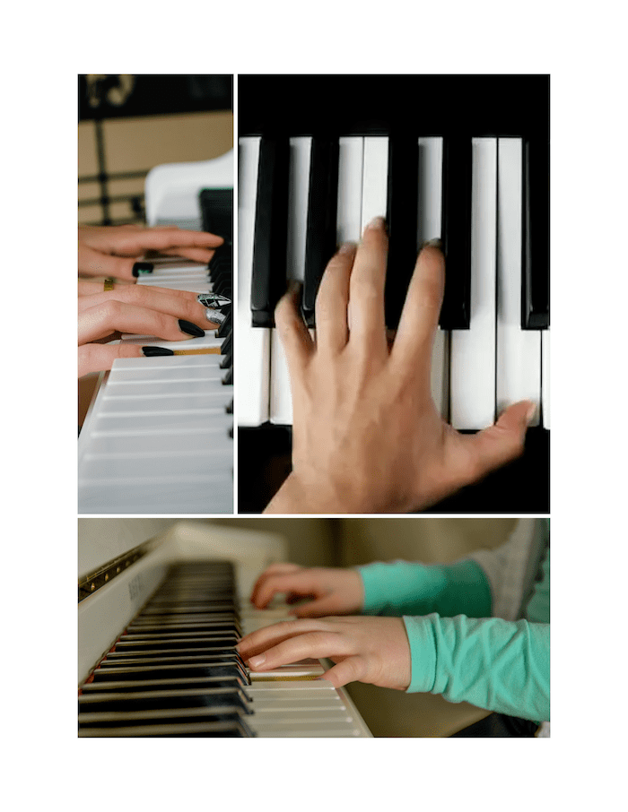 piano tips techniques book