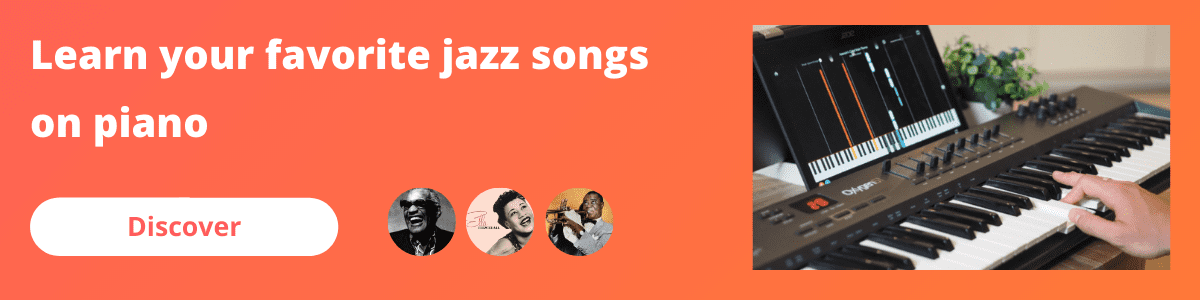 banner mobile piano jazz