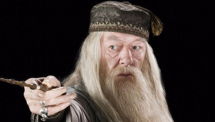 dumbledore farewell harry potter