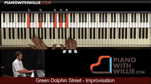piano with willie online lessons