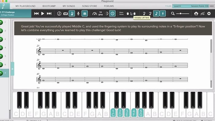 playground sessions online piano lessons