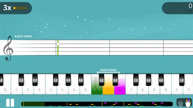 yousician online piano lessons