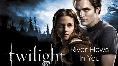 twilight river flows in you